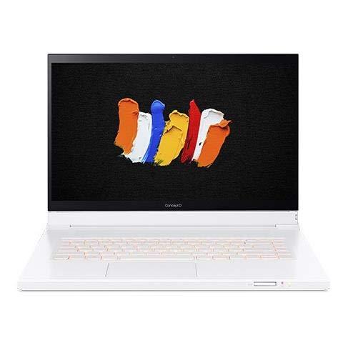 ACER CONCEPTD 7 EZEL 15.6' TOUCH SCREEN i7-10750H 2.6GHz RAM 32GB-SSD 1.000GB-GEFORCE RTX 2080 8GB-WIN 10 PROF BIANCO/NERO