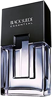 Avon Perfume negro Suede Touchesencial hombres de Colonia Eau de Toilette con vaporizador 75ml