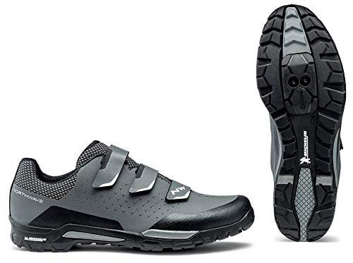 Northwave X-Trail - Zapatillas de Ciclismo para Hombre, Color Antracita, Antracita, 47