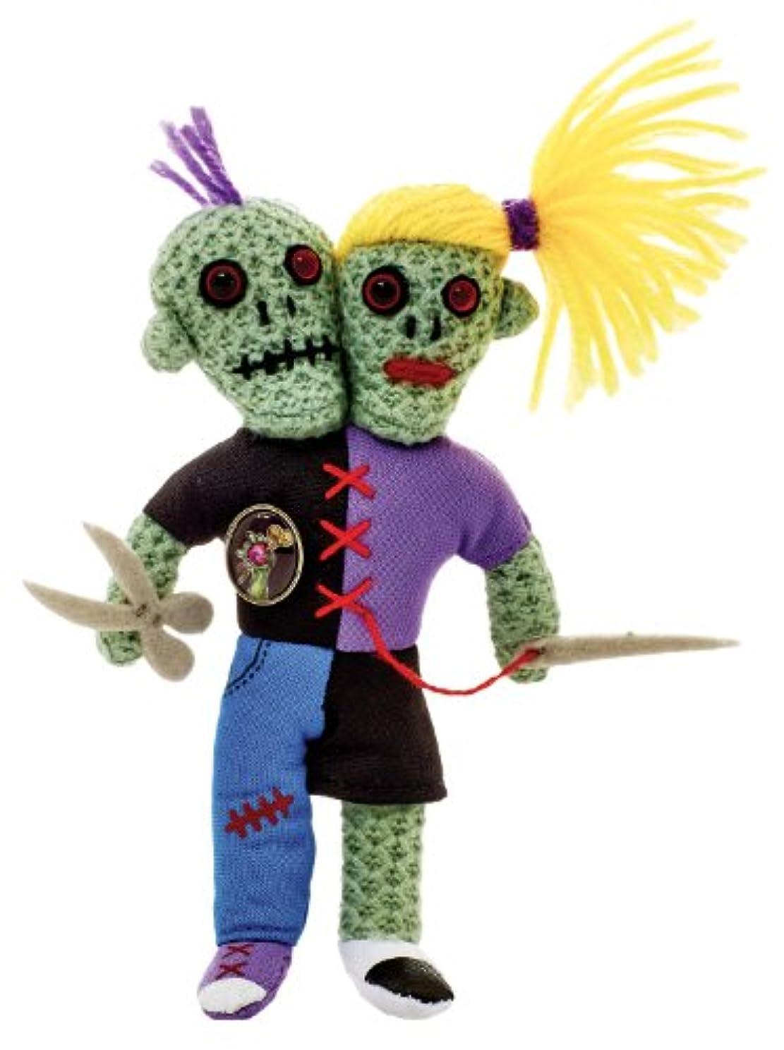 Kids Preferred Yarn Zombies Couple Brad & Angie The True Love Juju