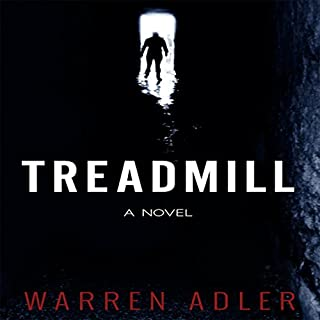Treadmill audiobook cover art