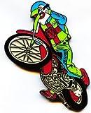 Speedway Wheelie Spilla Rarità