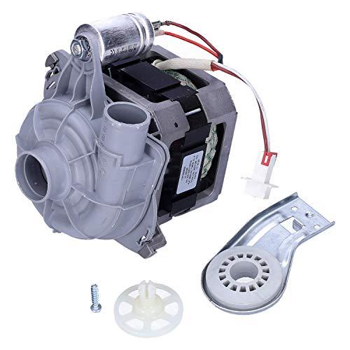 Wessper Bomba de circulación Bomba lavavajilla Whirlpool ADG 4550/2 WH (125W)