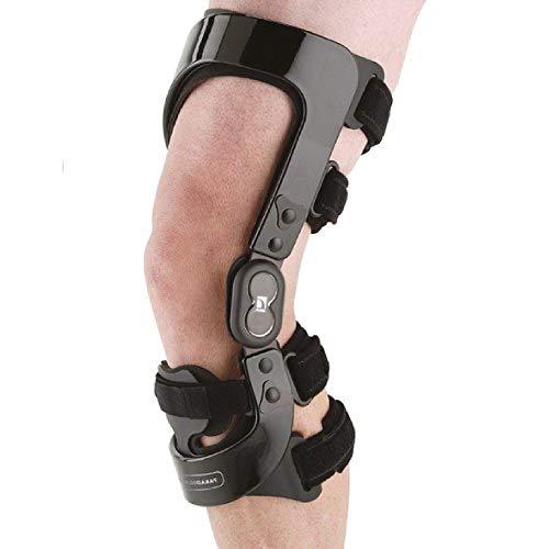 Össur GII Paradigm® Hartrahmen Knie-Orthese - Knieschiene - Kniestütze, Farbe:schwarz, Größe/Seite:S/Links