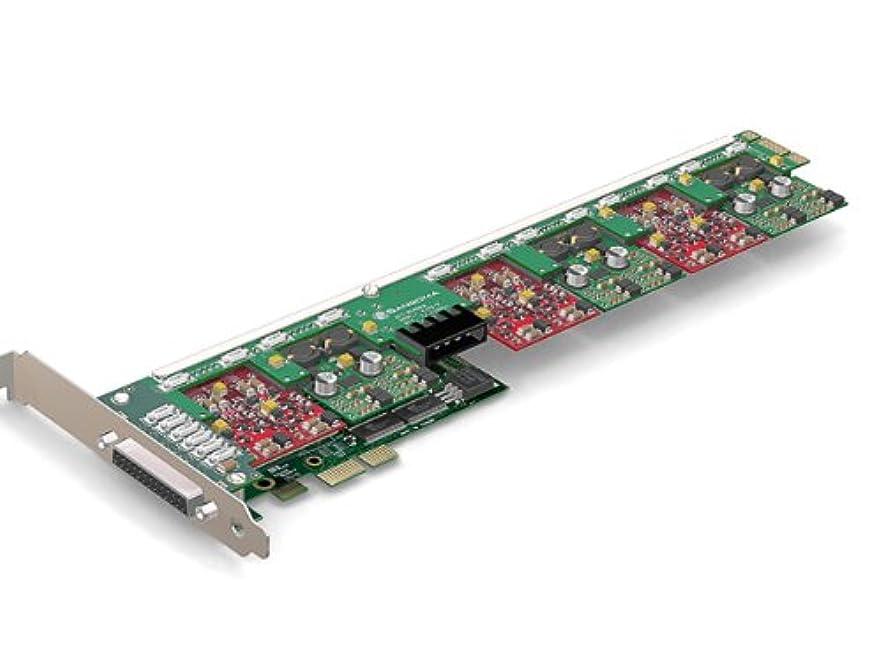 ハブ終点決めますSangoma a40501?10?FXS 2?FXO 0エコーCan PCI