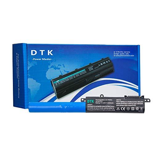 DTK Laptop Akku für Asus A31N1519 R540L X540 X540LA X540LJ X540S X540SA X540SC X540YA F540 F540L F540LA F540S F540SA F540Y R540 A540LA R540L, 11,25V 2200mAh