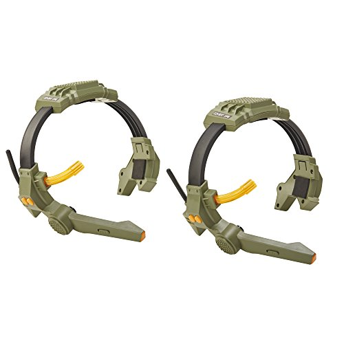 Spy Net – Vibrasonic Walkie Talkies – 2 Casques à Vibration