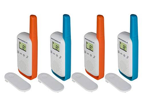 PMR radio Motorola TALKABOUT T42 QUAD PACK set with 4 pieces