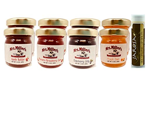mini jars of jelly - 5