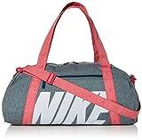 NIKE W Nk Gym Club Bolsa Lona de Deporte, Mujer, Valerian Blue/Watermelon/(Football Grey), MISC
