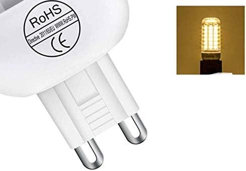N C 220 V G U10 Led Lamp Bulb E14 Led Candle Light Bulb E27 Corn Lamp G9 Led3 W5 W7 W9 W12 W15 product image