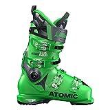 Atomic HAWX Ultra 130 S Ski Boots - 27.5/Green-Dark Blue