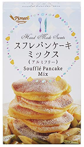 Pioneer planning souffle pancake mix (aluminum-free) 250g