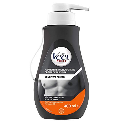 VEET Men eliminación de vello de crema, 400 ml