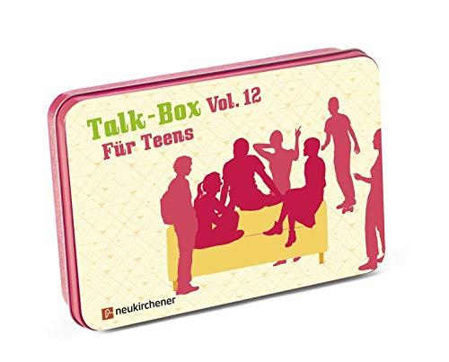 Talk-Box Vol. 12 - Für Teens: 120 Karten rund um alles