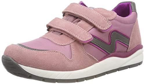 Naturino Mädchen BOB. Sneaker, Pink (ROSA Antico-Antracite 1M07), 27 EU