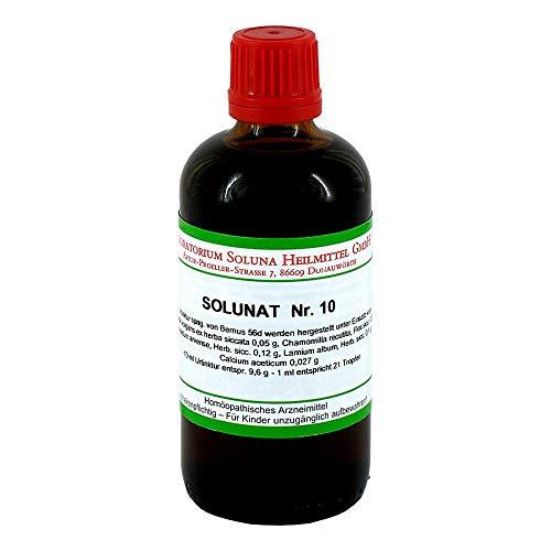 Laboratorium Soluna Solunat Nr. 10, 100 ml Lösung