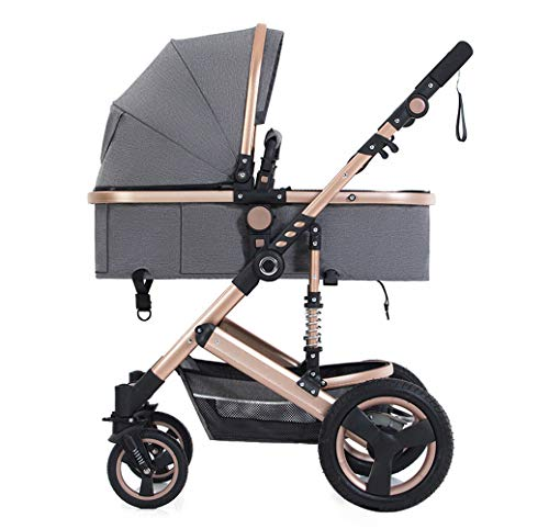 Best Deals! Strollers Body Suspension Independent Shock Absorption Four Seasons Universal Warm in Wi...