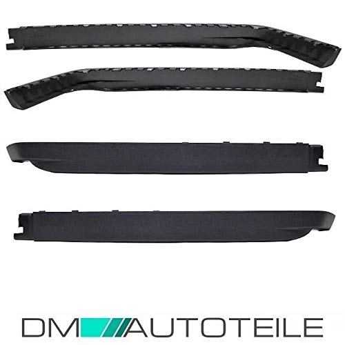 DM Autoteile Golf 3 III Spoilerlippe Spoiler Frontspoilerlippe Set CL-Lippe Vorne 91-97