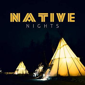 Native Nights - Native American Indian Sleep Music