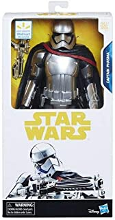 Hasbro Star Wars: The Last Jedi 12 inch Captain Phasma Action Figure