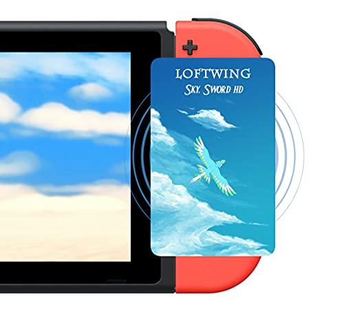 Zelda & Wolkenvogel NFC Karte für Zelda Skyward Sword HD auf Switch