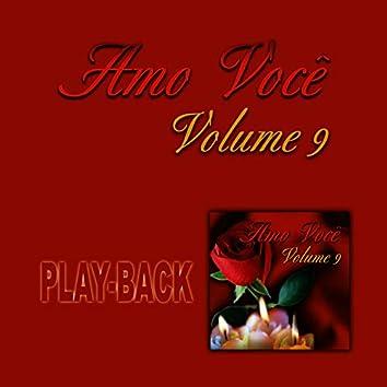 Amo Você Vol. 9 (Playback)