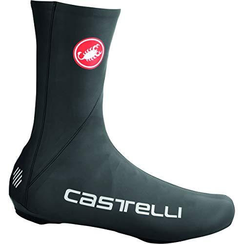 castelli Slicker Pull-On Shoecover, Copriscarpe Uomo, Black, XL