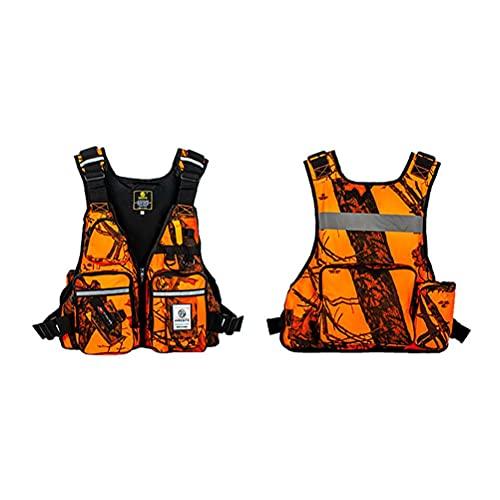 hgni Adultos Pesca Vida Jackets Buoyancy Jackets Ayudas para Adultos Unisex Life Chalets Adultos Chalecos Salvavidas para Kayak Snorkeling Snorkel Jacket Chalecas Salvavidas Jackets