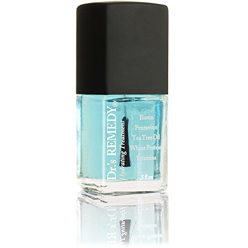 Dr.'s Remedy Enriched Nail Polish, Hydration Nail Moisture Treatment, 0.5 Fluid Ounce