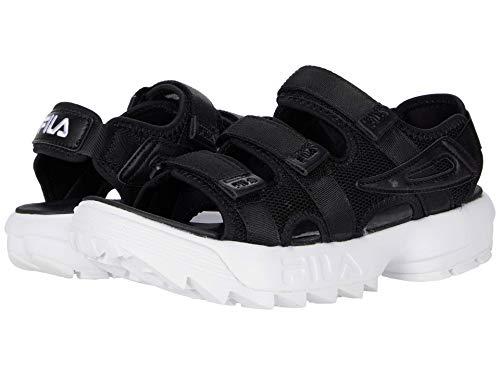 Fila Disruptor Sandal Black/Black/White 11 D (M)