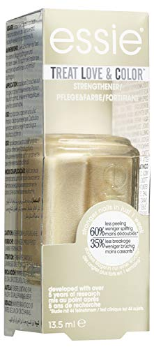 Essie Pflegender Nagellack Nr. 151 glow the distance, Regeneration & Glanz, Gold, 13,5 ml
