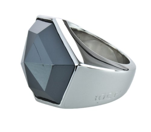 Joop Damen-Ring 925 Silber Zirkonia Rundschliff grau Gr. 55 (17.5) - JPRG90452A550