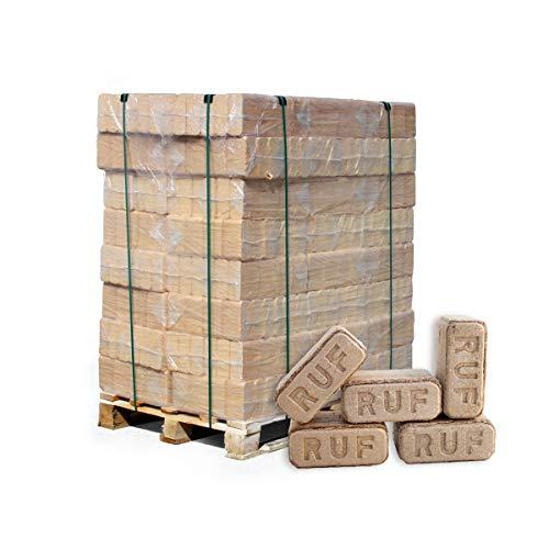 Holzbriketts Gewicht