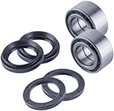 East Lake Axle rear wheel bearings & seals kit compatible with Arctic Cat 300/400 / 500 1998-2004