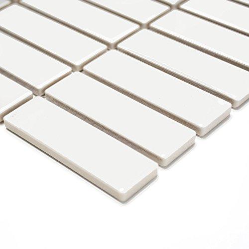 Piastrelle Mosaico Vetro Mosaico Mosaico Piastrelle Ceramica pavimento bagno cucina nuovo 6mm # 206