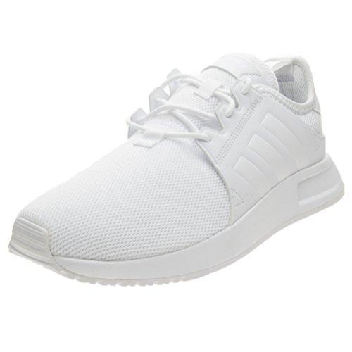 adidas Unisex-Kinder X_PLR Fitnessschuhe, Weiß (Ftwbla/Ftwbla/Ftwbla 000), 38 EU