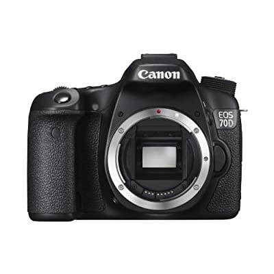 70d canon body only