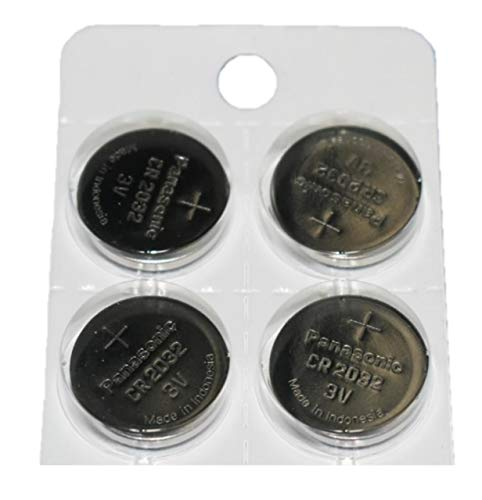 パナソニック(Panasonic) コイン電池 CR2032 バラ (4個) ブリスターパッケージ