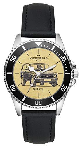 KIESENBERG Uhr - Geschenke für Lada Niva 4x4 WAS-21214 Fan L-4709