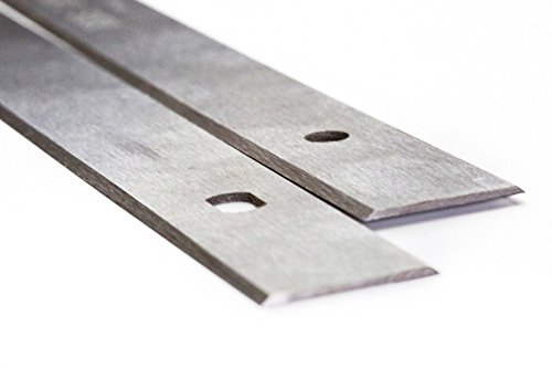 2 Stück HSS Elektra Beckum HC260M HC260C/K Hobelmesser 260x19x1,5mm