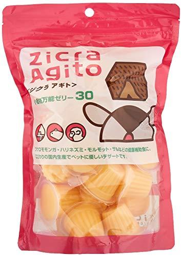 ジクラ (Zicra) 小動物万能ゼリー 30個入