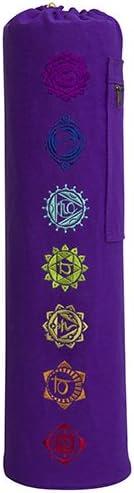 Exercise Yoga Mat Gym Bag w//Cargo Pocket