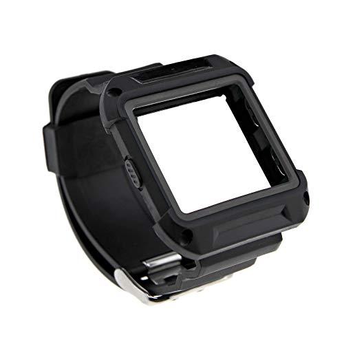 ENET - Funda de protección para reloj de pulsera, silicona, resistente, con funda de protección para Blaze