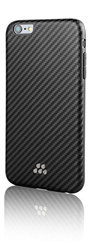 Evutec Karbon SI Osprey Carrying Case for Apple iPhone 6 - Retail Packaging - Osprey Black/Gray
