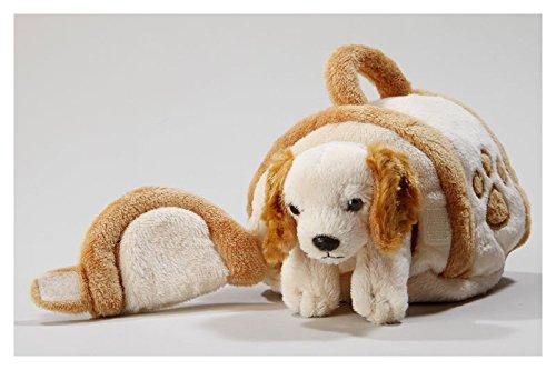 Carl Dick Cocker, Hund im Hundehaus aus Plüsch, ca. 15cm 1569003