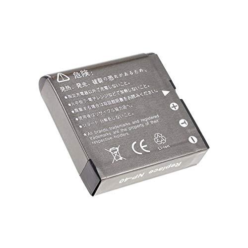 Akku für HP Videokamera V5060H, 3,7V, Li-Ion