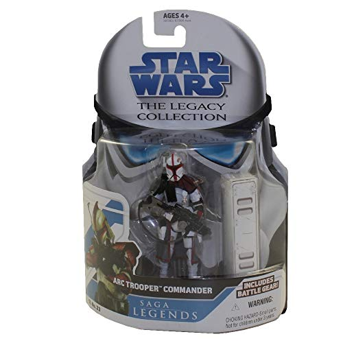 Star Wars Legacy Collection Saga Legends Action Figure SL No. 23 ARC Trooper Commander
