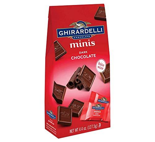 Ghirardelli Minis Pouch Dark Chocolate 44 oz