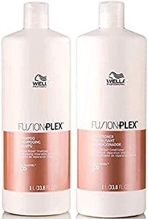FusionPlex Shampoo & Conditioner Duo by Wella 33.8 oz